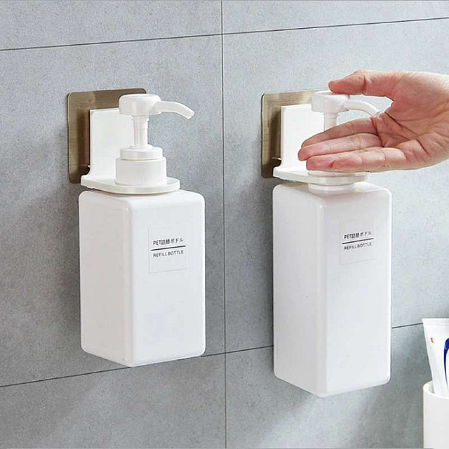 Bathroom Suck Holder